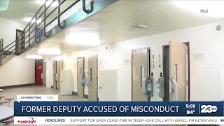 Former deputy accused of sexual misconduct