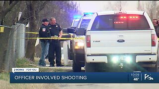Deadly officer-involved shooting in Claremore