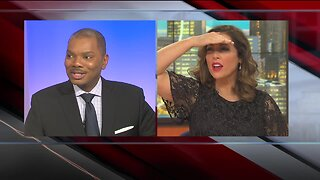 7 Action News morning anchors practice social distancing