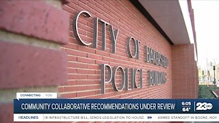BPD Community Collaborative recommendations under review