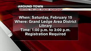 Around Town - Writing the Land: Poetry Workshop - 2/14/20