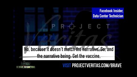 Project Veritas reveals more censorship by tech oligarchs