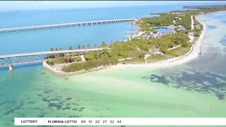 The Florida Keys will reopen to tourists on June 1