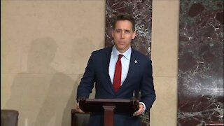 Sen Hawley: We Can't Allow Government to Advocate For CRT