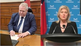 Mayors Are Pressuring Ford Into Giving Ontarians Their Outdoor Activities Back