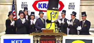 Kraft sells iconic planters brand to Hormel
