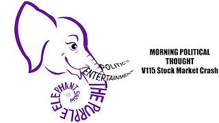 MPT V115 Stock Market Crash