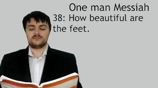 One man Messiah - How beautiful are the feet - Handel