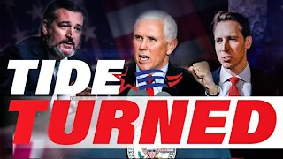 """Pence Turned; Congress Turned, Will New """"Political Correct"""" Overturn Election on January 6?"""