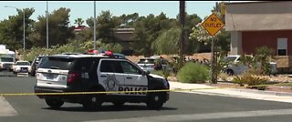 LVMPD: Officers shot man with sword