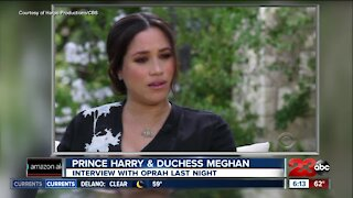 Around the world: Prince Harry and Duchess Meghan