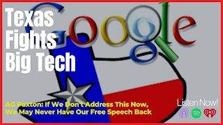 Texas Fight Big Tech Over Free Speech