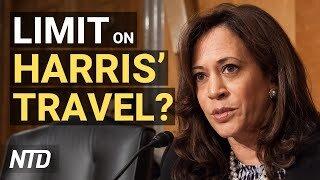 Lawmaker Seeks to Limit Harris' Travel Until She Visits Border; Biden to Offer Cooperation to Putin