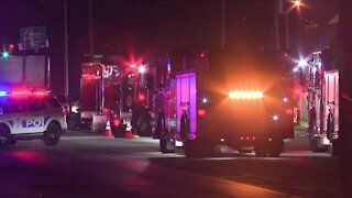 8 injured, 1 person unaccounted for after explosion at paint plant in Columbus