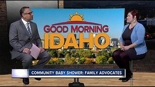 Community Baby Shower: Family Advocates