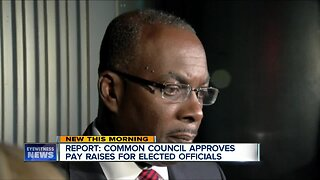 Report: Common Council approves pay raises for elected officials
