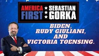 Biden, Rudy Giuliani, and Victoria Toensing. Sebastian Gorka on AMERICA First