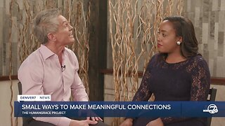 Make meaningful connections with these simple tips: Human gRace Project extended conversation