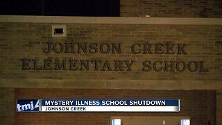 Johnson Creek Elementary School closes Friday over mysterious illness
