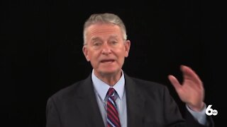 Gov. Little Signs Executive Order on COVID-19 Vaccinations