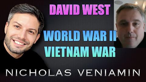 David West Discusses World War II & Vietnam War with Nicholas Veniamin
