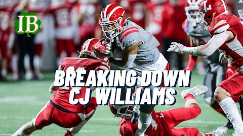 Notre Dame Recruiting: Breaking Down WR CJ Williams
