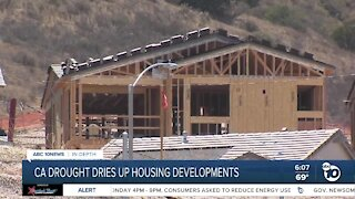 In-Depth: California drought could make housing crisis worse