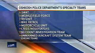 Oshkosh Police Department now hiring for 5 positions