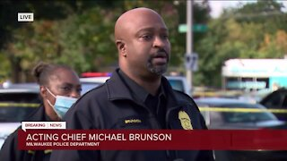 7 people shot at Milwaukee funeral home, Acting Police Chief Brunson says