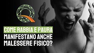 🔥 Come rabbia e paura manifestano anche malessere fisico?