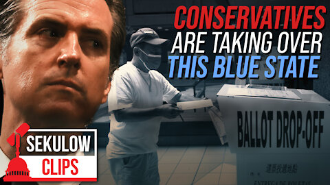 Conservatives are Winning Over This Blue State - Here's Why
