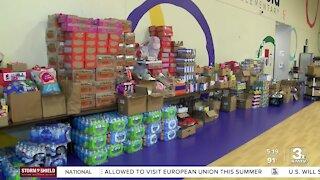 Nelson Mandela Elementary School organizing food drive
