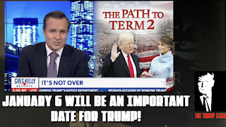 President Trump's path to a Second Term!