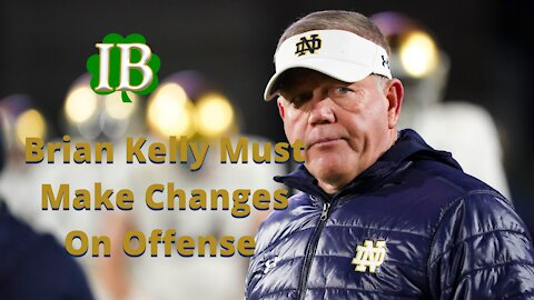 Brian Kelly must do for the Notre Dame offense what he did for the defense