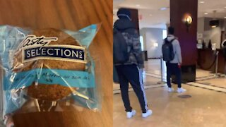 Guest At Toronto Quarantine Hotel Describes Long Waits, Cold Food & Wrong Orders (VIDEO)