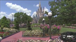 Disney World fireworks to return in July