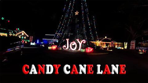 Candy Cane Lane - Prairie Village