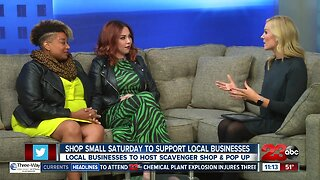 Small Business Saturday in Kern County