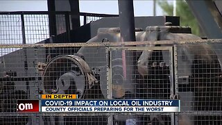 COVID-19 impact on local oil industry