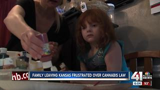 Kansas family moving to Colorado for medical cannabis