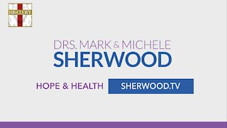 Hope & Health with Drs. Mark & Michele Sherwood episode 25, Testosterone: The Male Sex Hormone