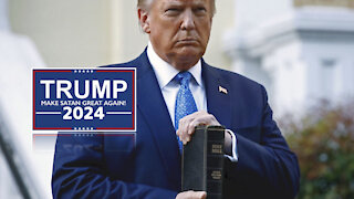Trump For Antichrist 2024