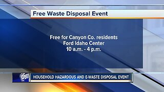 Canyon Co. Waste Disposal Event