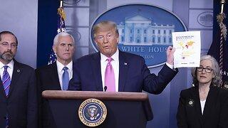 President Trump On Coronavirus: Risk To American Public Remains Low