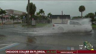 Punta Gorda business remains open despite flooding from Tropical Storm Eta