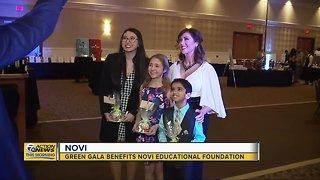 Green Gala benefits Novi Educational Foundation