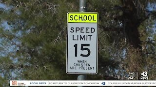 Safety officials concerned about kids walking to school