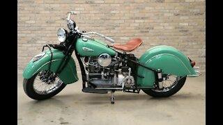 Vintage Indian Motorcycles