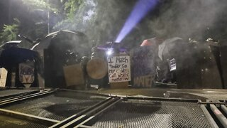 Protests Continue Two Months After George Floyd's Death