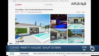 City shuts down Bankers Hill 'party house' over numerous violations